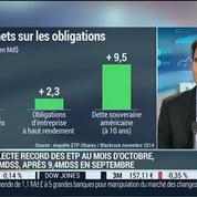 Secteur des ETF : Une collecte record de 37,3 milliards pour le mois d'octobre : Benoit Sorel