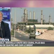 La minute de Philippe Béchade : La chute du pétrole, une guéguerre géopolitique !