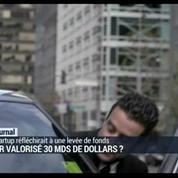 Uber bientôt valorisé plus de 30 milliards de dollars ?