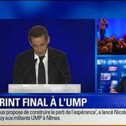 20H Politique: Dernière course à la présidence de l'UMP (3/4) –