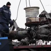 Quatre mois après la tragédie, les débris du vol MH17 évacués