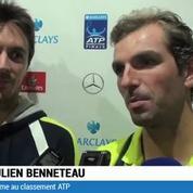 Tennis / Masters : Benneteau et Roger-Vasselin relancés