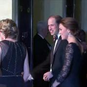 Royal Variety Performance : Kate et William rencontrent les One Direction