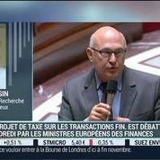 Comment peut-on aborder le projet de taxe sur les transactions financières: Stéphane Voisin –