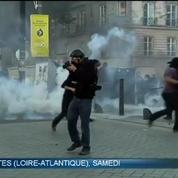 Manifestations en mémoire de Rémi Fraisse: qui sont les casseurs?