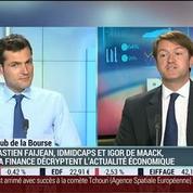 Le Club de la Bourse: Sébastien Faijean, Igor de Maack et Jérôme Vinerier –