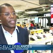 Le Black Friday, journée annuelle de soldes, fait son entrée en France