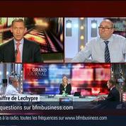 Emmanuel Lechypre: Les cinq plus grandes épisodes de l'histoire économique de la France –