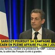Affaire Jouyet/Fillon : Sarkozy très virulent envers le gouvernement
