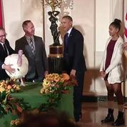 Thanksgiving : Obama