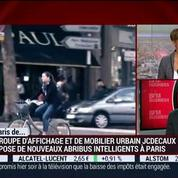 Le Paris d'Albert Asseraf, JC Decaux –
