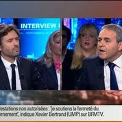 BFM Politique: L'interview de Xavier Bertrand par Christophe Ono-dit-Biot (3/6)