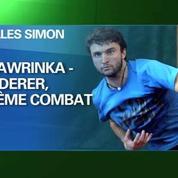 Tennis / Entretien avec Gilles Simon
