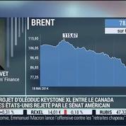 Pétrole: les enjeux de l'adoption du projet Keystone aux Etats-Unis: Benjamin Louvet –