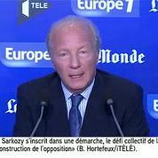 Hortefeux : «Bayrou est un des responsables de l'élection de François Hollande»