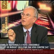 Gilles Carrez, président de la Commission des finances de l'Assemblée nationale (2/3)