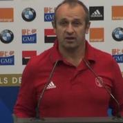 Rugby / Philippe Saint-André : On ne repart pas de zéro