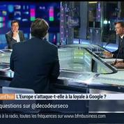 L'Europe s'attaque-t-elle à la loyale à Google ? (4/4) –