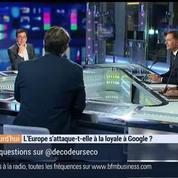 L'Europe s'attaque-t-elle à la loyale à Google ? (4/4) –