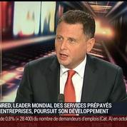 Jacques Stern, président directeur général d'Edenred (3/3)