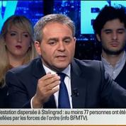 BFM Politique: L'interview de Xavier Bertrand par Apolline de Malherbe (1/6)
