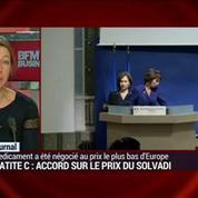 Hépatite C: un accord fait chuter le prix du traitement de 16.000 euros