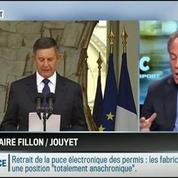 Le parti pris d'Hervé Gattegno : L'affaire Jouyet-Fillon n'a fait que creuser les divisions internes à droite et à gauche –