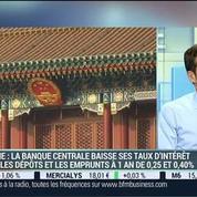 Chine : Comment expliquer cette surprenante baisse des taux ?: Eric Venet