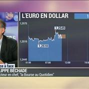 La minute de Philippe Béchade : Guerre des monnaies, la BCE n'a qu'un opinel