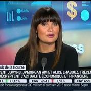 Le Club de la Bourse : Vincent Juvyns, Alice Lhabouz et Vincent Ganne