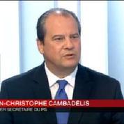 Loi Taubira : Cambadélis dénonce une «capitulation républicaine» à droite