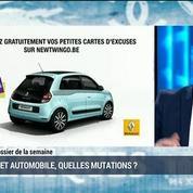 Décryptage de l'évolution de la publicité automobile: Frank Tapiro et Valéry Pothain (2/3)