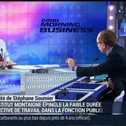 Les salariés français à temps plein travaillent moins que tous leurs voisins européens: Laurent Bigorgne