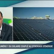Développement durable : Lancement du stockage de l'énergie solaire par Akuo Energy et recyclage des filets de pêche par Interface : Eric Scotto et Laure Rondeau (1/4)