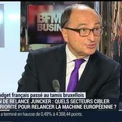 Le budget français passé au tamis bruxellois: Jean-Claude Mailly, Jean-Hervé Lorenzi, Christian de Boissieu et Emmanuel Lechypre (4/4) –