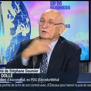 Fermeture de Florange: Il n'y a pas eu de problème social: Guy Dollé