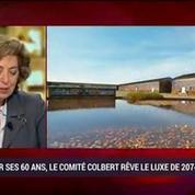 Françoise Montenay, présidente du Conseil de Surveillance de la Maison Chanel SAS, et Dominique Hériard-Dubreuil, présidente de Cognac Rémy Martin, se sont penchées sur la conception de Rêver 2074, une utopie du luxe français.