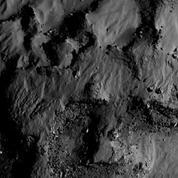 Philae : la descente vers la zone d'atterrissage