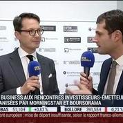 Euronext: le CAC 40 a été suspendu à cause d'un problème technique: Marc Lefèvre –