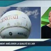 Qualité de l'air : Comment l'améliorer afin de réduire les risques pour la santé ? : Mathilde Lorenzi et Thomas Kerting (4/4)