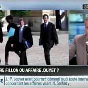 Brunet & Neumann : Poursuites contre Sarkozy: Une affaire Fillon ou une affaire Jouyet?