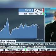 Le Club de la Bourse: François Chevallier et François Chaulet