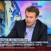 Jean-Charles Simon: Croissance française au troisième trimestre: la construction est le vrai point noir –