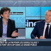 L'actualité IT de la semaine: Virginie Lazès et Pascal Samama –