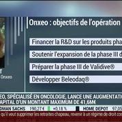 Onxeo : lancement d'une augmentation de capital pour financer la croissance : Judith Greciet