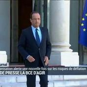 L'OCDE tire à nouveau le signal d'alarme sur la situation en zone euro