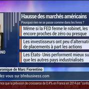 Marc Fiorentino: Wall Street enchaîne les records de hausse –