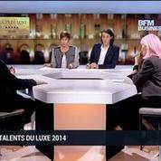 Focus sur les Talents du luxe et de la création 2014: Julie El Ghouzzi, Marie Beltrami, Alain Dutournier et Sylvain Le Guen (2/5)