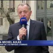 Football / Aulas réagit aux affaires présumées de corruption du football français