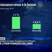 Bilan économique décevant pour François Hollande